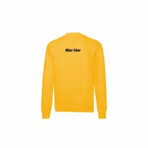 sweater-bierhier-back-gold