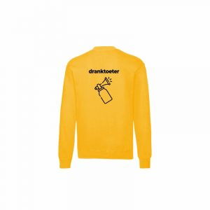 sweater-dranktoeter-back-gold